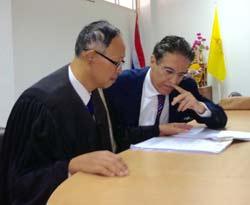Court activity