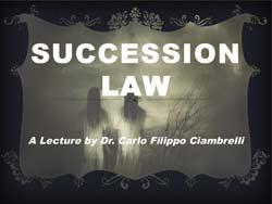 Presentazione di una Lezione del Dr. Carlo Filippo Ciambrelli presso la Mahidol University - Bangkok