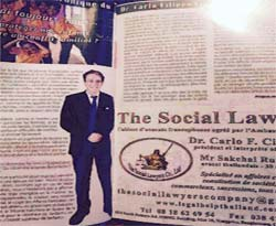 The social lawyer company